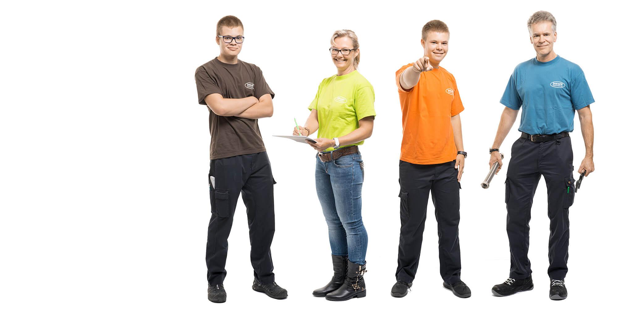 Diener Team